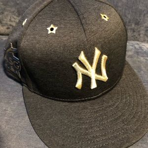 New York Yankees Authentic Hat 7 1/2 2017 All Star